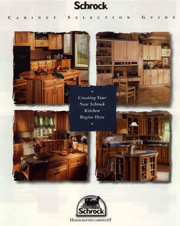 Quaker Maid Kitchen Cabinets: Schrock